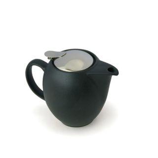 Zero Teapot 350ml Nobu Black