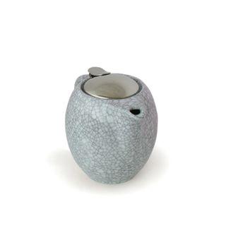 Zero Teapot 350ml Crackle Lavender