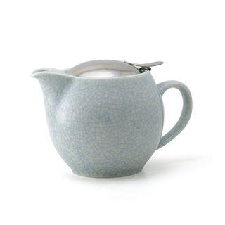 Zero Teapot 450ml Artisan Crackle Blue