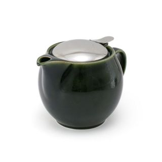 Zero Teapot 450ml Antique Green