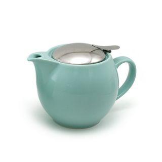 Zero Teapot 450ml Aqua Mist