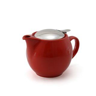 Zero Teapot 450ml Cherry