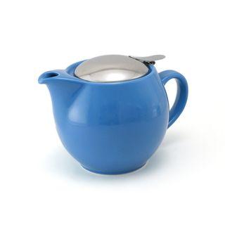 Zero Teapot 450ml Sky Blue