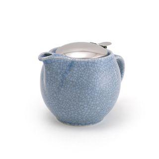 Zero Teapot 450ml Crackle Lavender