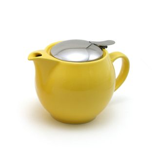 Zero Teapot 450ml Yellow Pepper