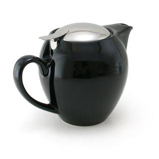 Zero Teapot 580ml Black