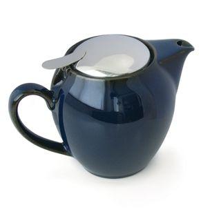 Zero Teapot 580ml Jeans Blue