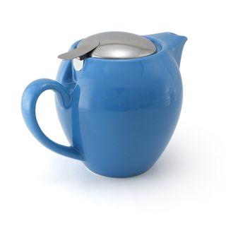 Zero Teapot 580ml Sky Blue