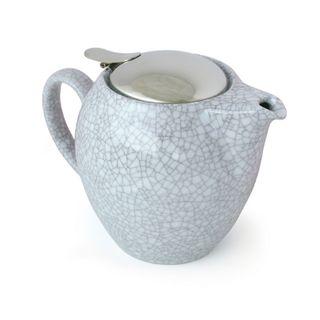 Zero Teapot 580ml Crackle Lavender