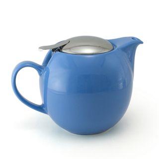 Zero Teapot 680ml Sky Blue