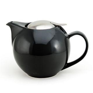 Zero Teapot 1000ml Black