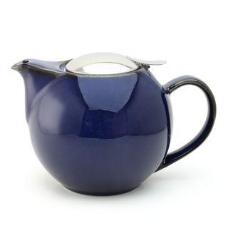Zero Teapot 1000ml Jeans Blue