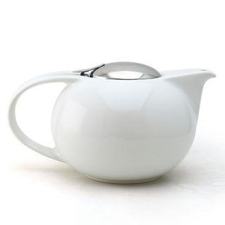 Zero Teapot Saturn 1000ml White