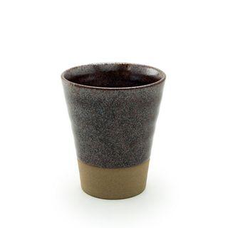 Zero Japan Mug 200ml Iron Brown