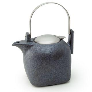 Zero Teapot Kyoto 950ml Crystal Sliver Matt Lid