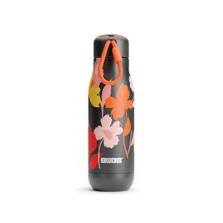 Zoku Stainless Bottle 500ml Moonlight Poppy