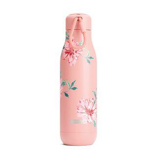Zoku Stainless Bottle 750ml Rose Petal Pink