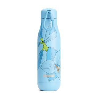 Zoku Stainless Bottle 750ml Sky Lily Blue