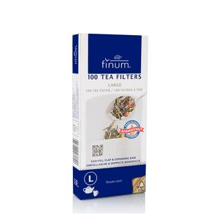 Finum 100 Large Filters For Mug or Teapot