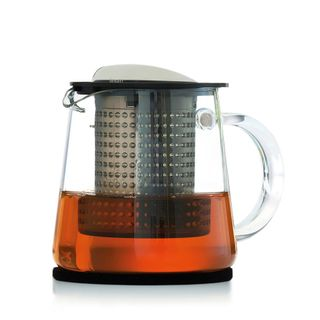 Finum Tea Control Brewer 0.4L Black