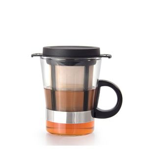 Finum Tea Glass System 200ml Black