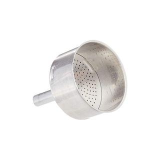 Bialetti Funnel Blister Aluminium 4 Cup
