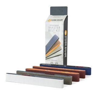 Work Sharp E5/E4 Master Belt Kit