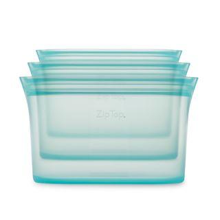 Zip Top Dish 3 Pce Set S/M/L Teal