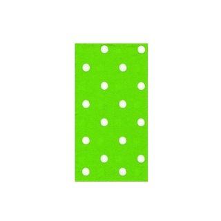 IHR Tissue Candy Dots Green