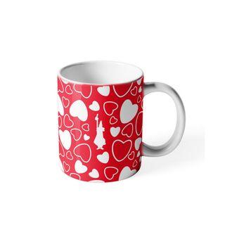 Bialetti Mug Cuore Red