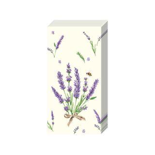 IHR Tissue Bouquet Of Lavender