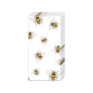 IHR Tissue Save the Bees White