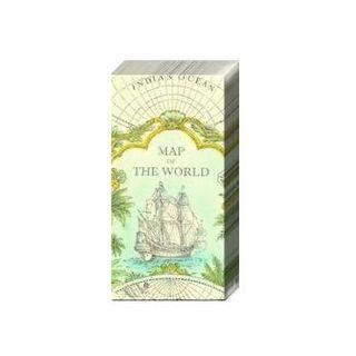 IHR Tissue Map Of The World Cream