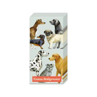 IHR Tissue Dogs Light Blue Emma Bridgewater