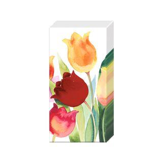 IHR Tissue Powerful Tulips