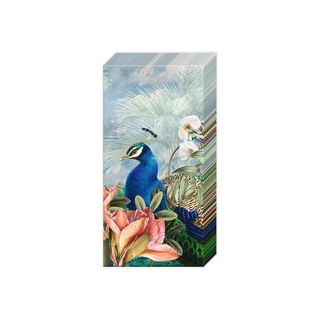 IHR Tissue Paradise Peacock