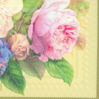 IHR Luncheon Fairy Rose Cream