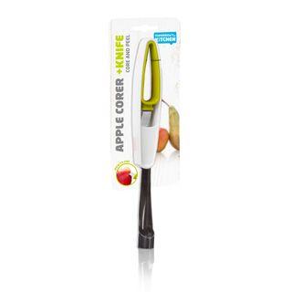 Tomorrow's Kitchen 2 in 1 Apple Corer & Knife
