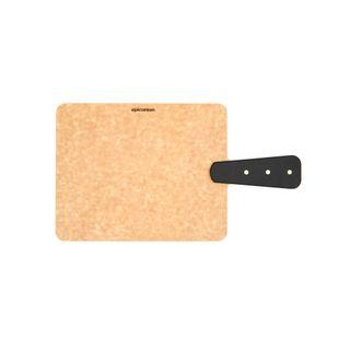 Epicurean Handy Rivet Natural/Slate 23x19cm