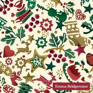 IHR Cocktail Xmas Celebration Cream Emma Bridgewater