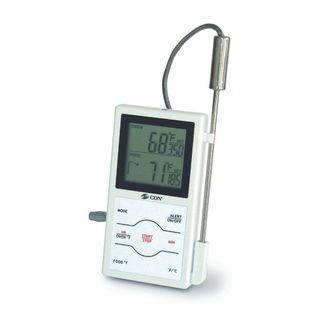 CDN Dual Sensing Probe Thermo & Timer