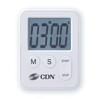 CDN Mini Timer White