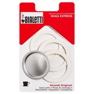 Bialetti Ring/Filter Blister Aluminium 1 Cup