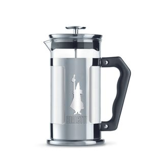 Bialetti Coffee Press Stainless 8 Cup 1L