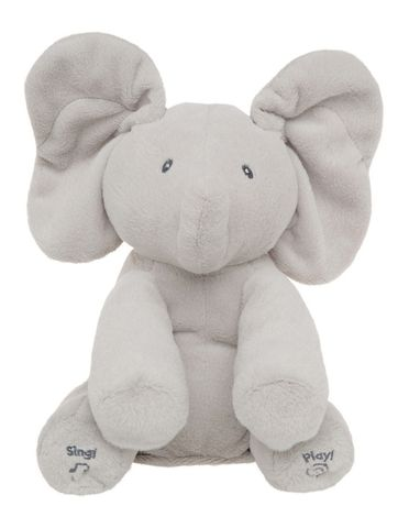 Baby Gund Sing & Play Flappy The Elephant