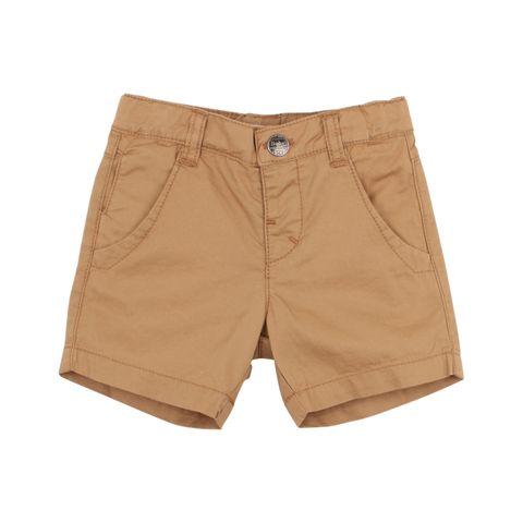 Bebe Baby Boys Louis Shorts Caramel