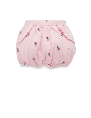 Baby Girls Purebaby Saltwater Short