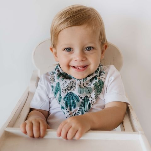 Snuggle Hunny Kids Dribble Bib Arizona