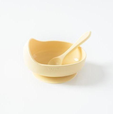Wild Indiana Lemonade Silicone Bowl + Spoon Set