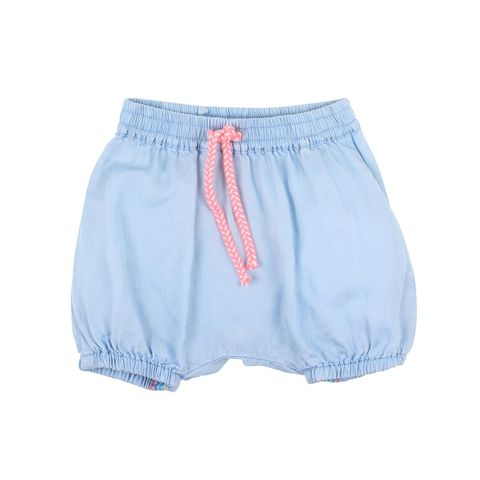 Fox N Finch Baby Girls Frolic Rainbow Bottom Short